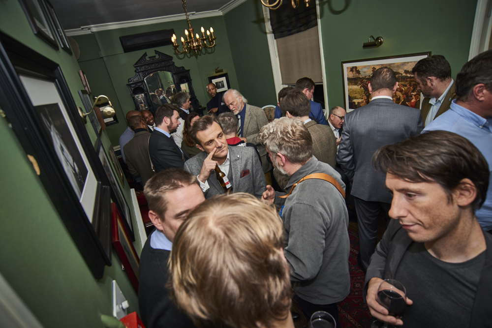 Watchmakers Club Night Before event