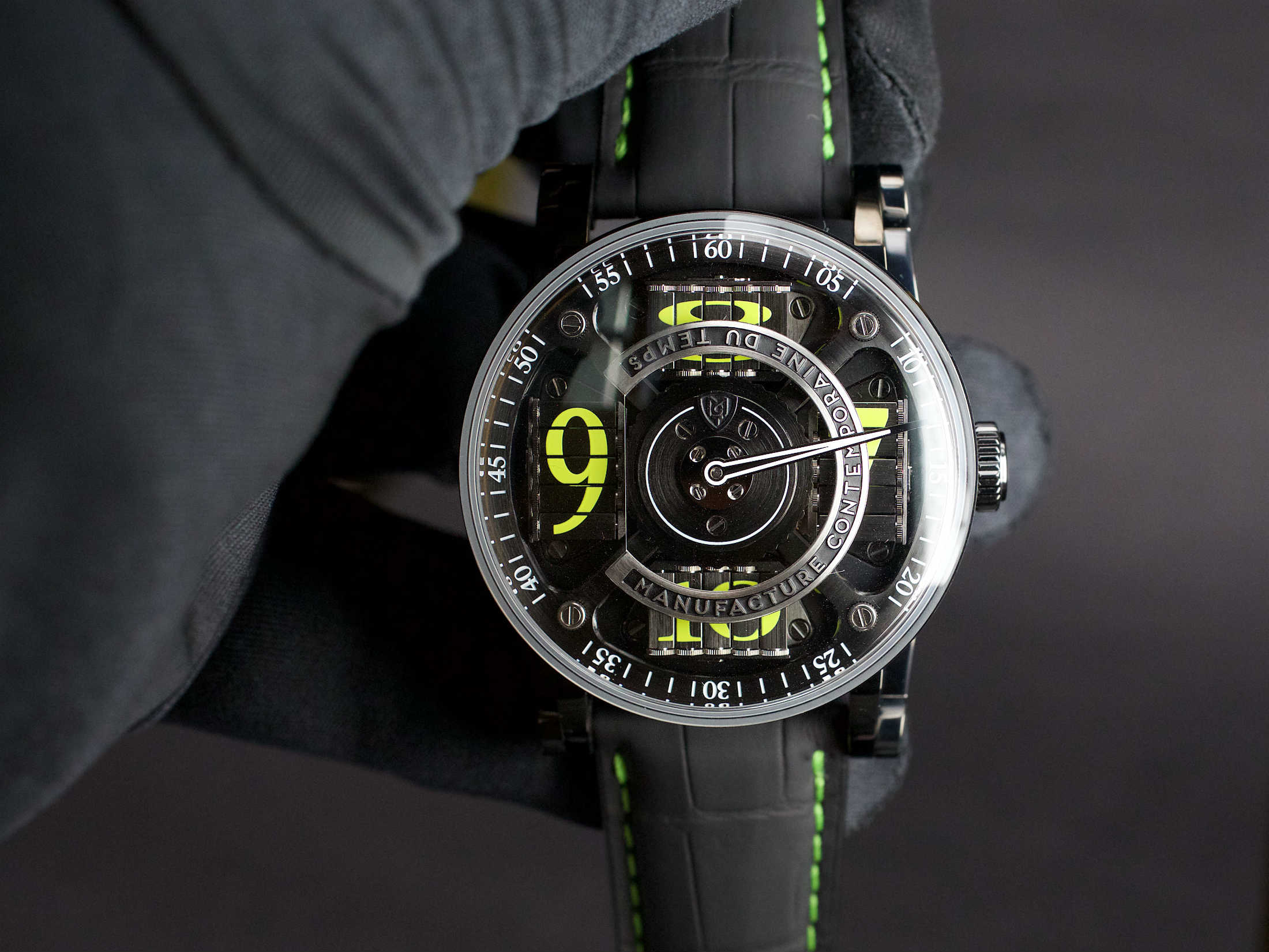 MCT Sequential one watch