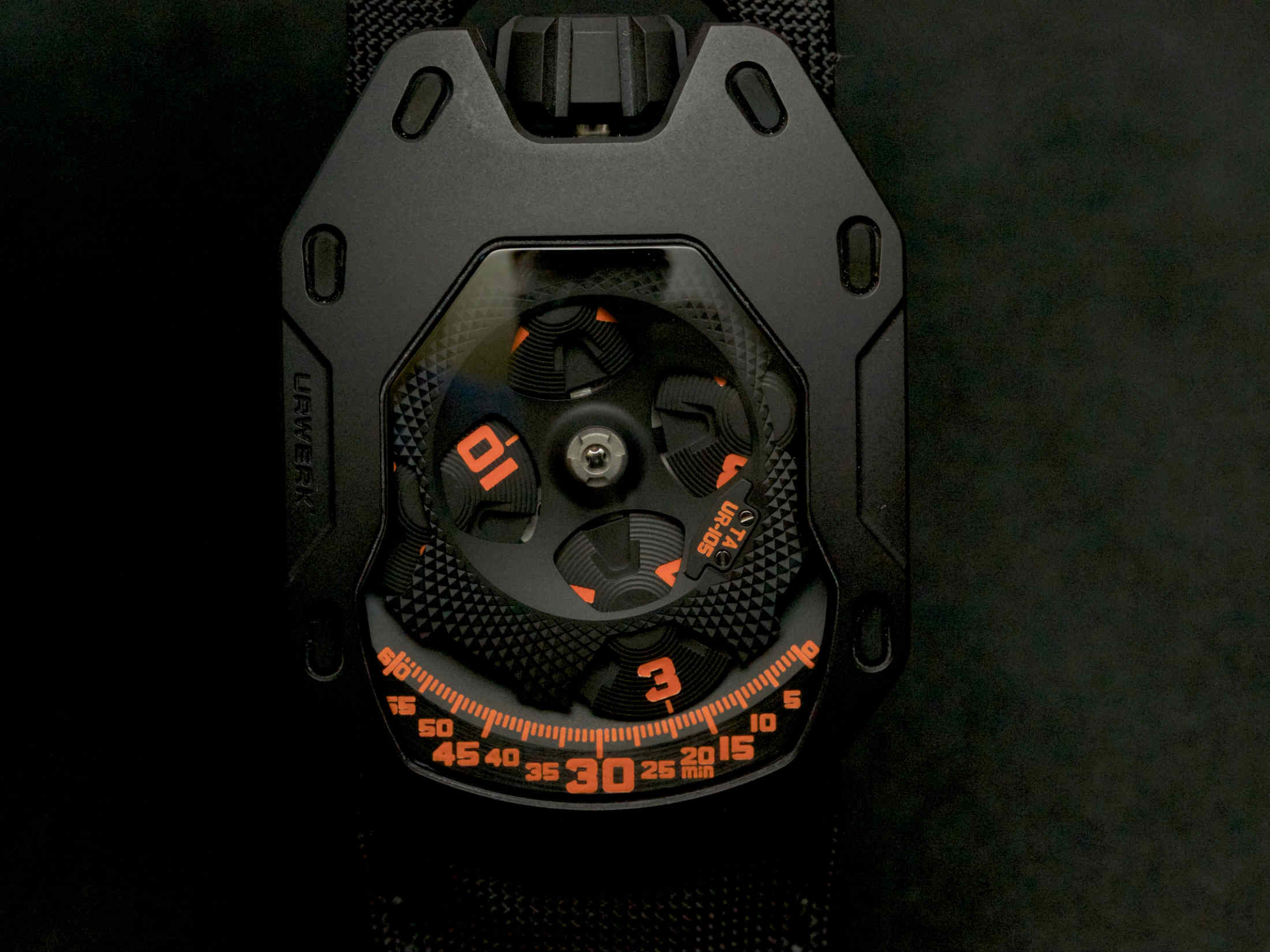 Urwerk watches