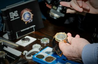 GoS watches attending the Watchmakers Club