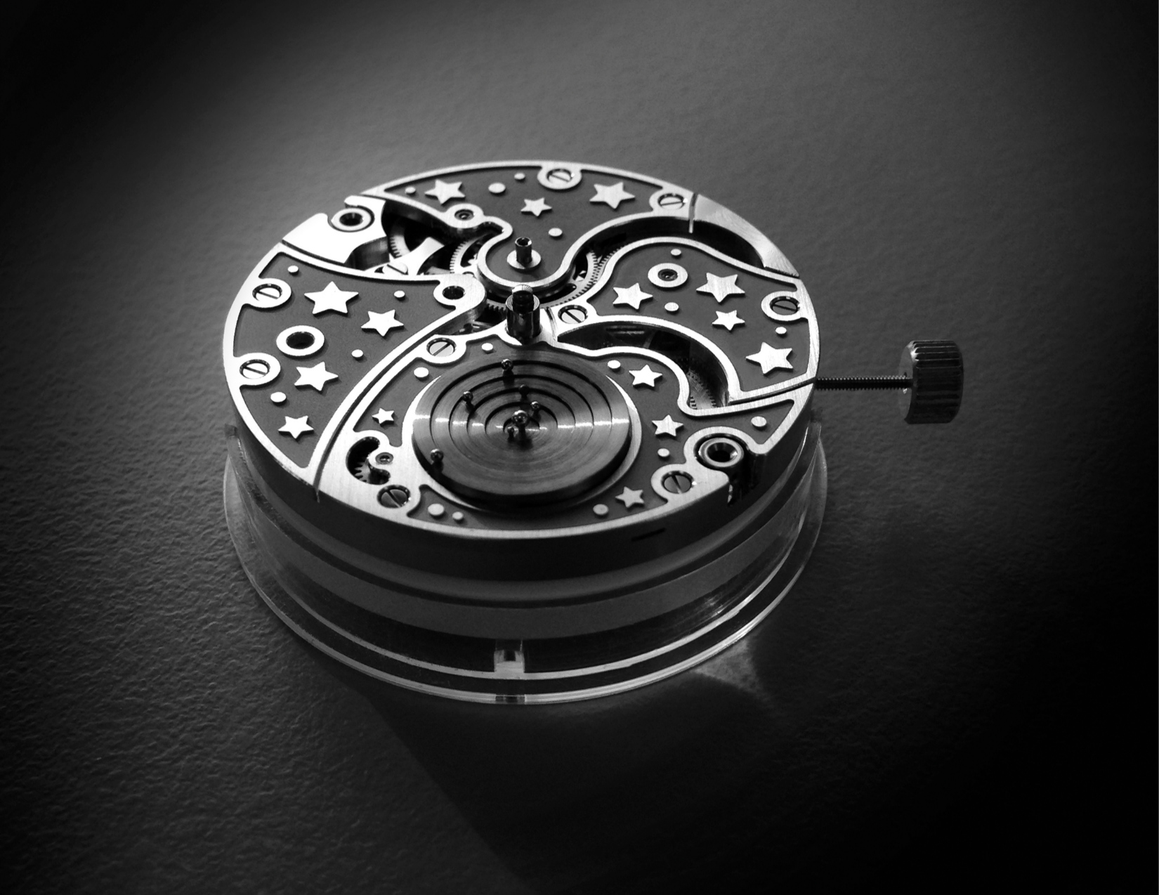 Christiaan van der klaauw watch movement