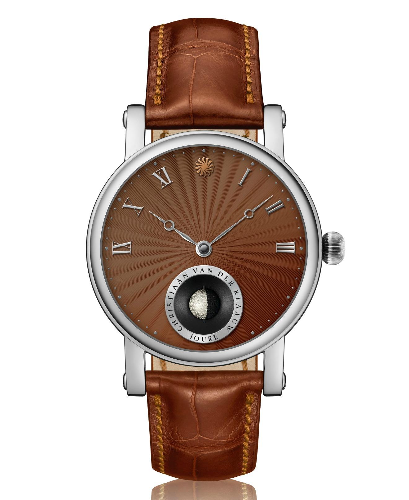 Christiaan van der Klaauw astronomy watch