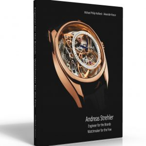 Andreas Strehler book cover