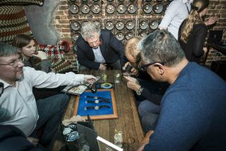 Andreas Strehler at The Watchmakers Club