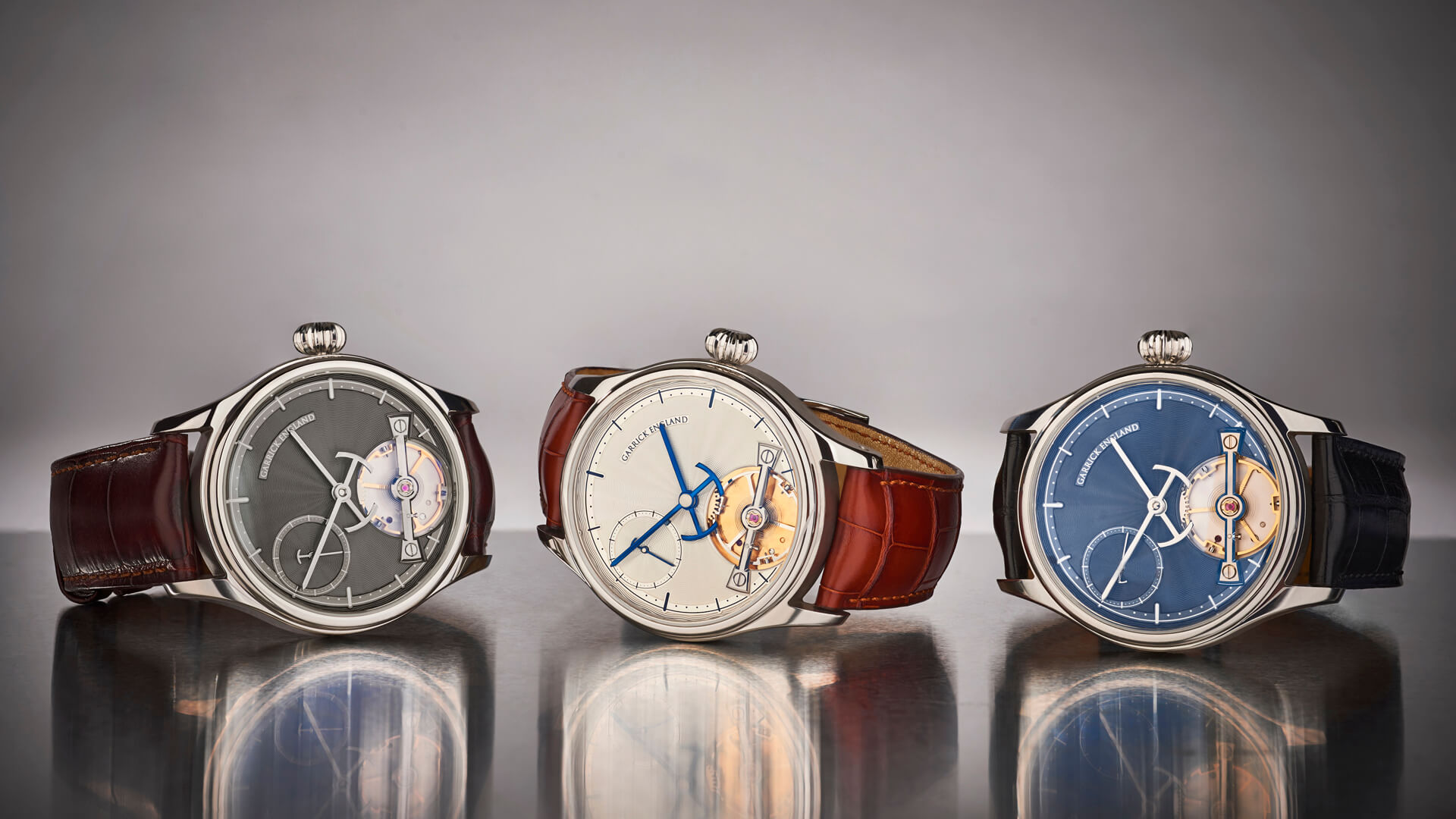 Garrick English watches