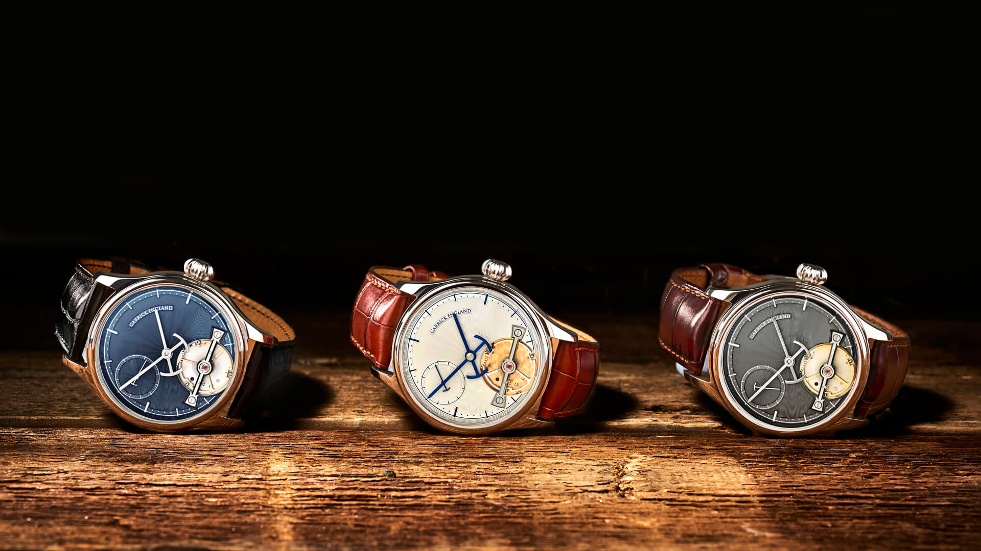 Garrick Portsmouth watches - made in Britain
