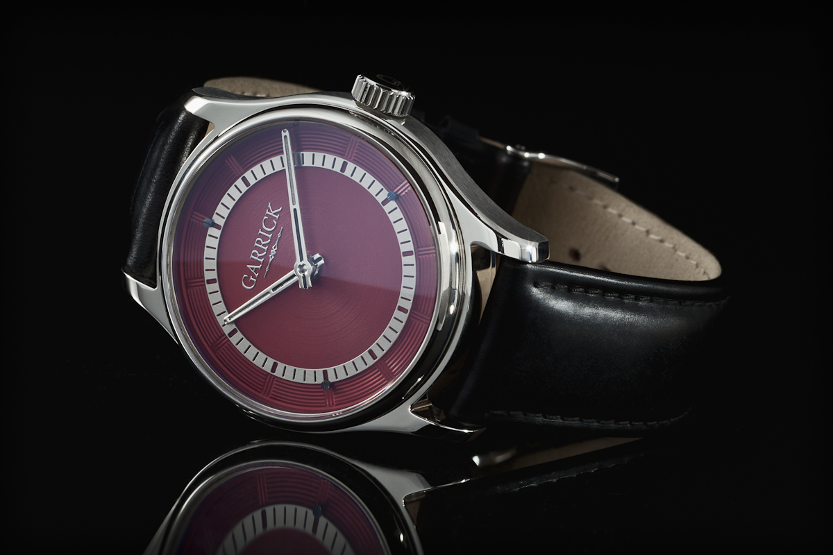 The Hoxton English watch by Garrick