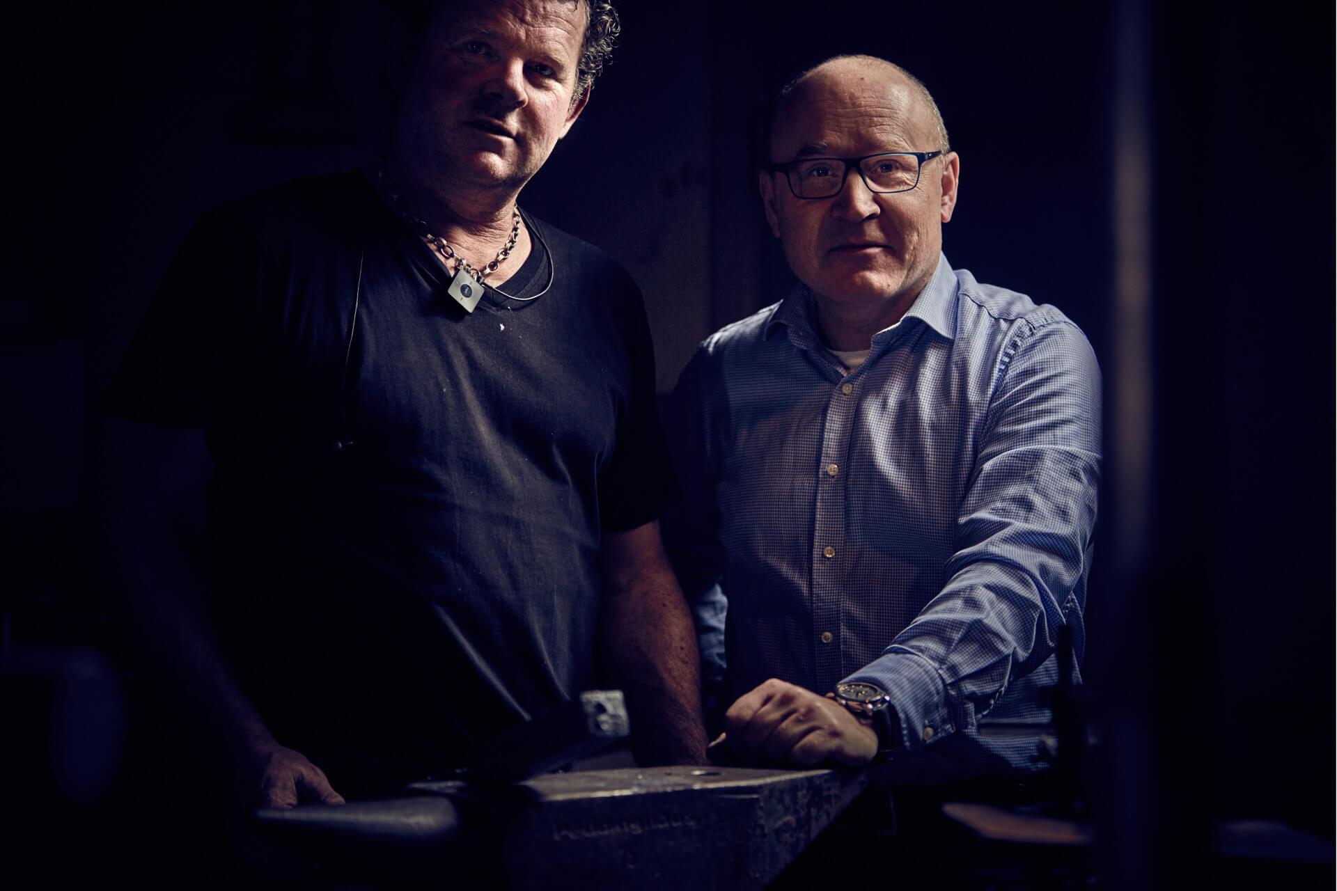 Johan_Gustafsson_and_Patrik_Sjögren.