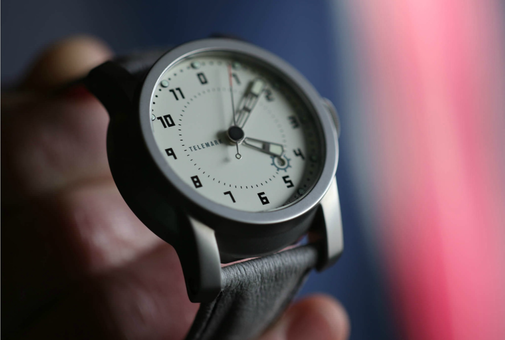 Schofield Telemark watch