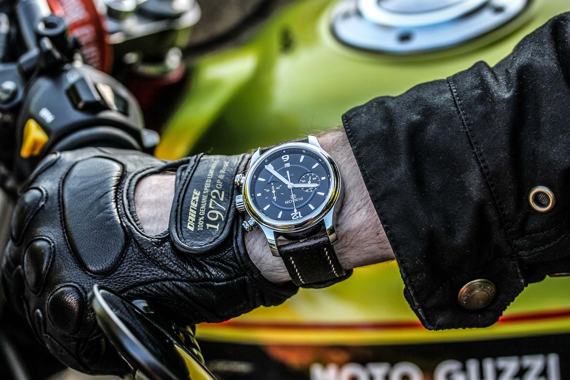 Pinion Revival watch