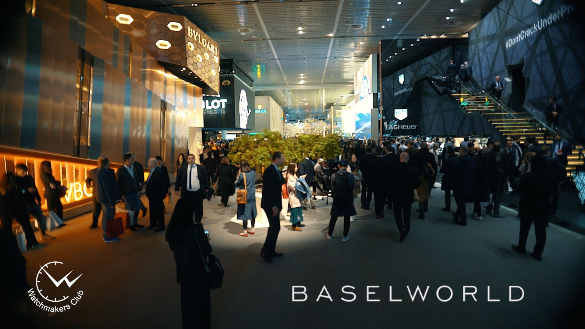 The Watchmakers Club at Baselworld 2018
