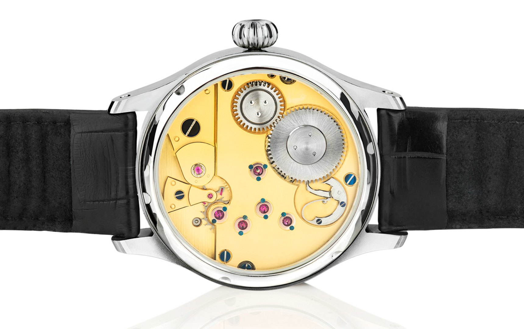 The Garrick English watch movement