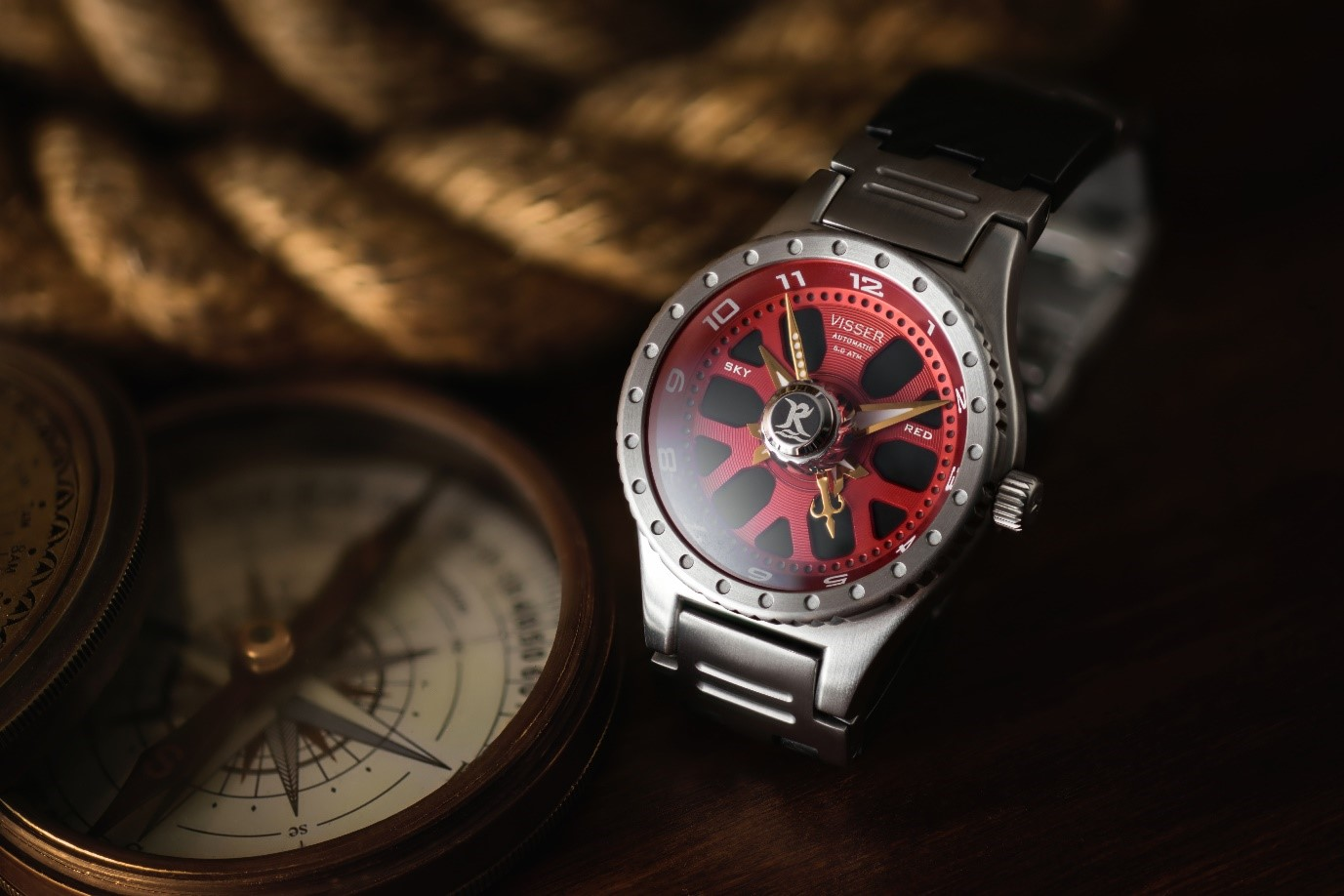 How to photograph a watch by Rob baggs