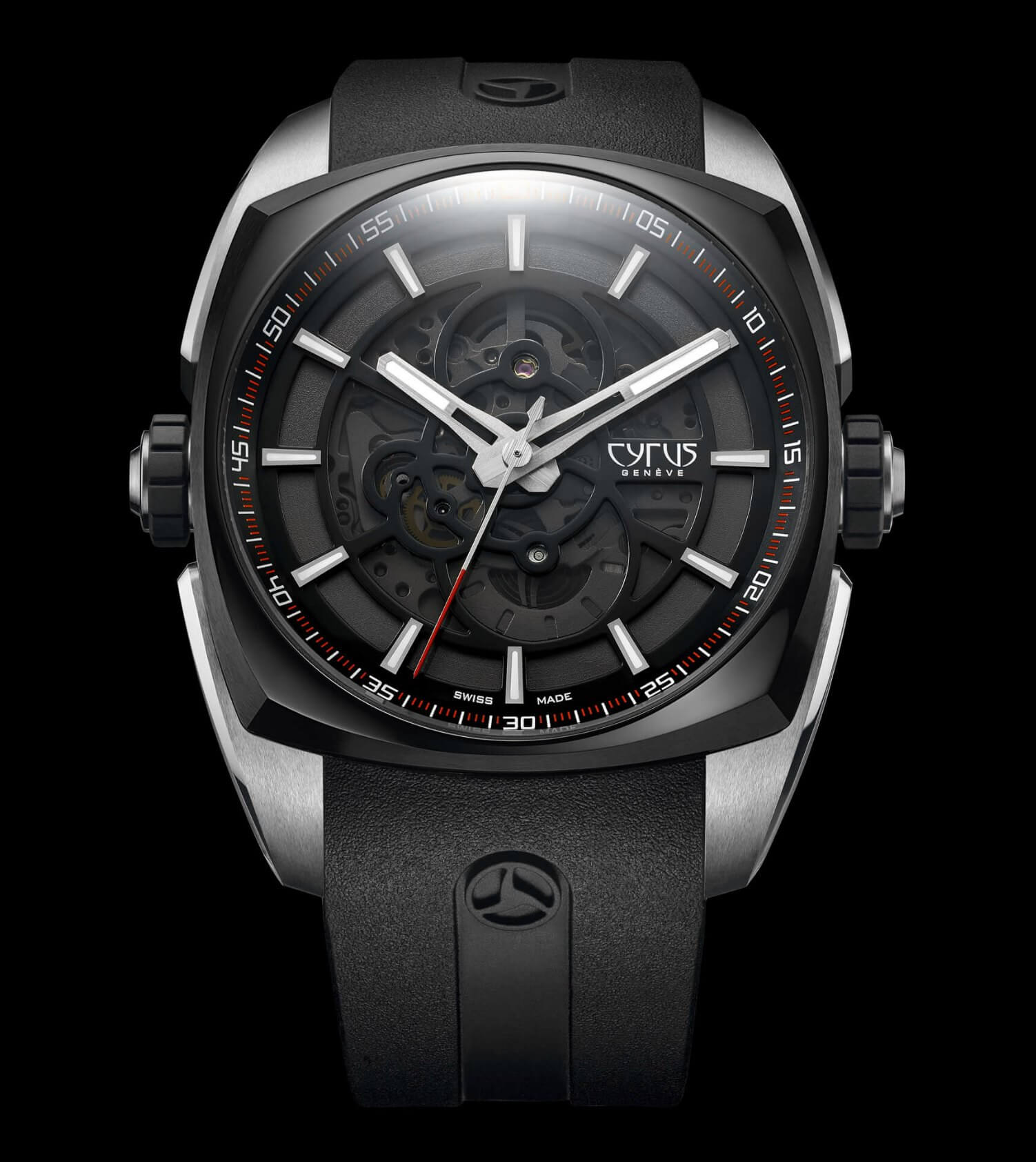 Cyrus watches - Swiss watchmakers