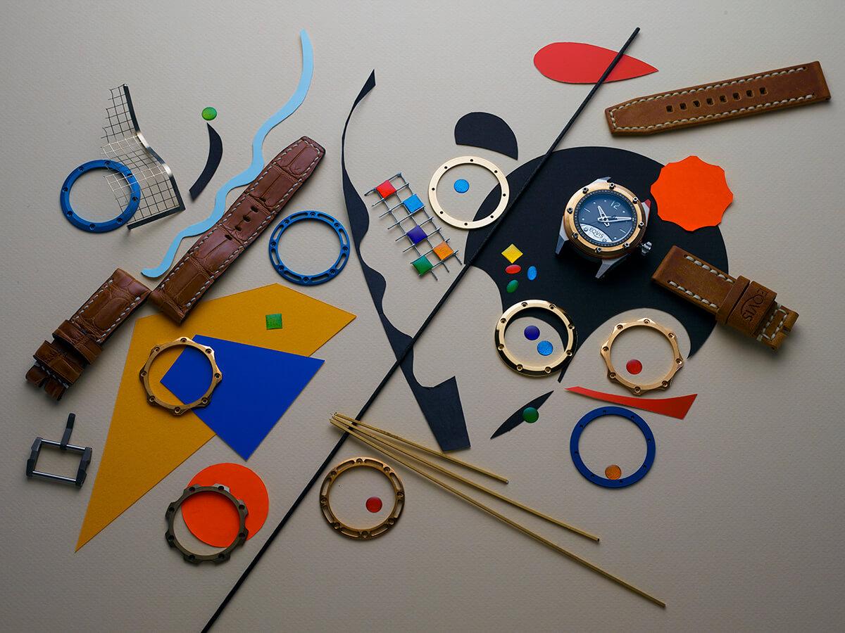Swiss watch brand Eqvis Watches