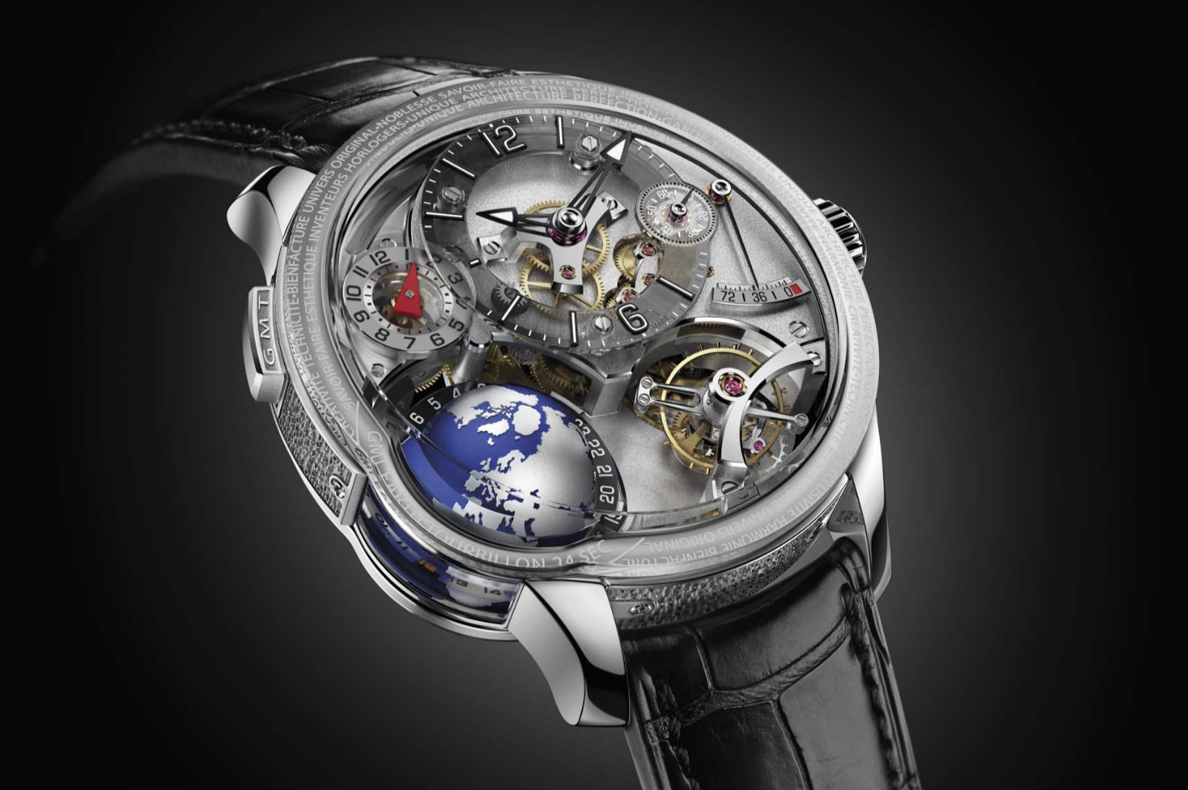 Greubel Forsey wristwatch