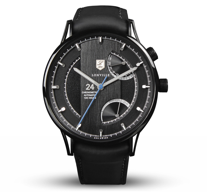 Lonville G24 watch