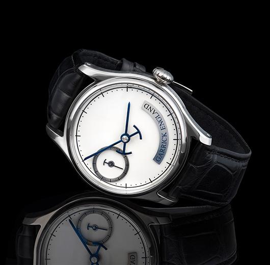 The Norfolk timepiece by Garrick England