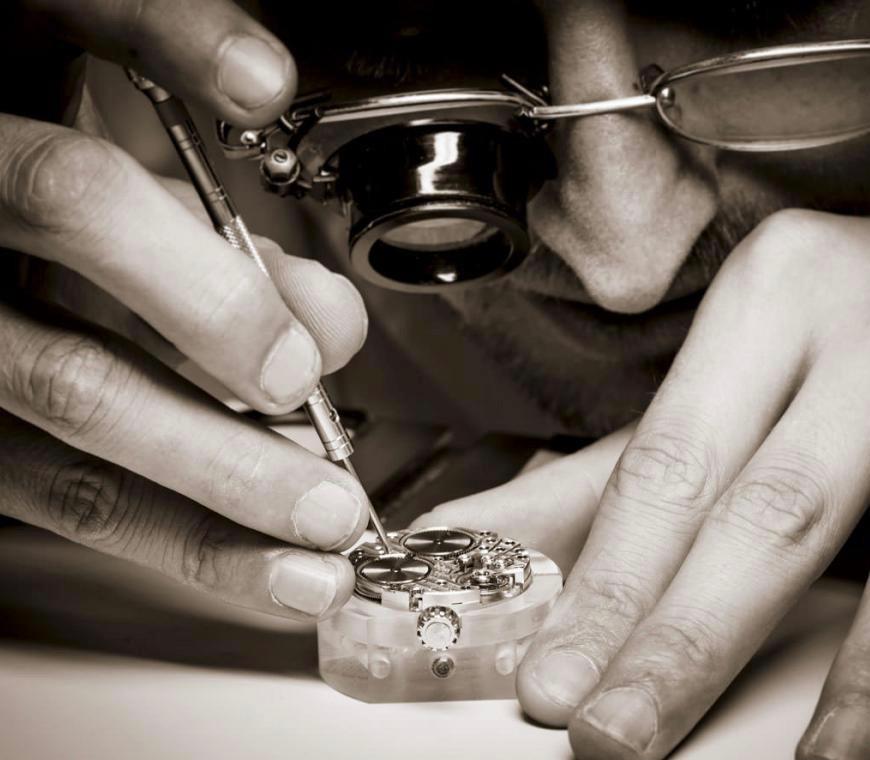 Lonville Watchmaker