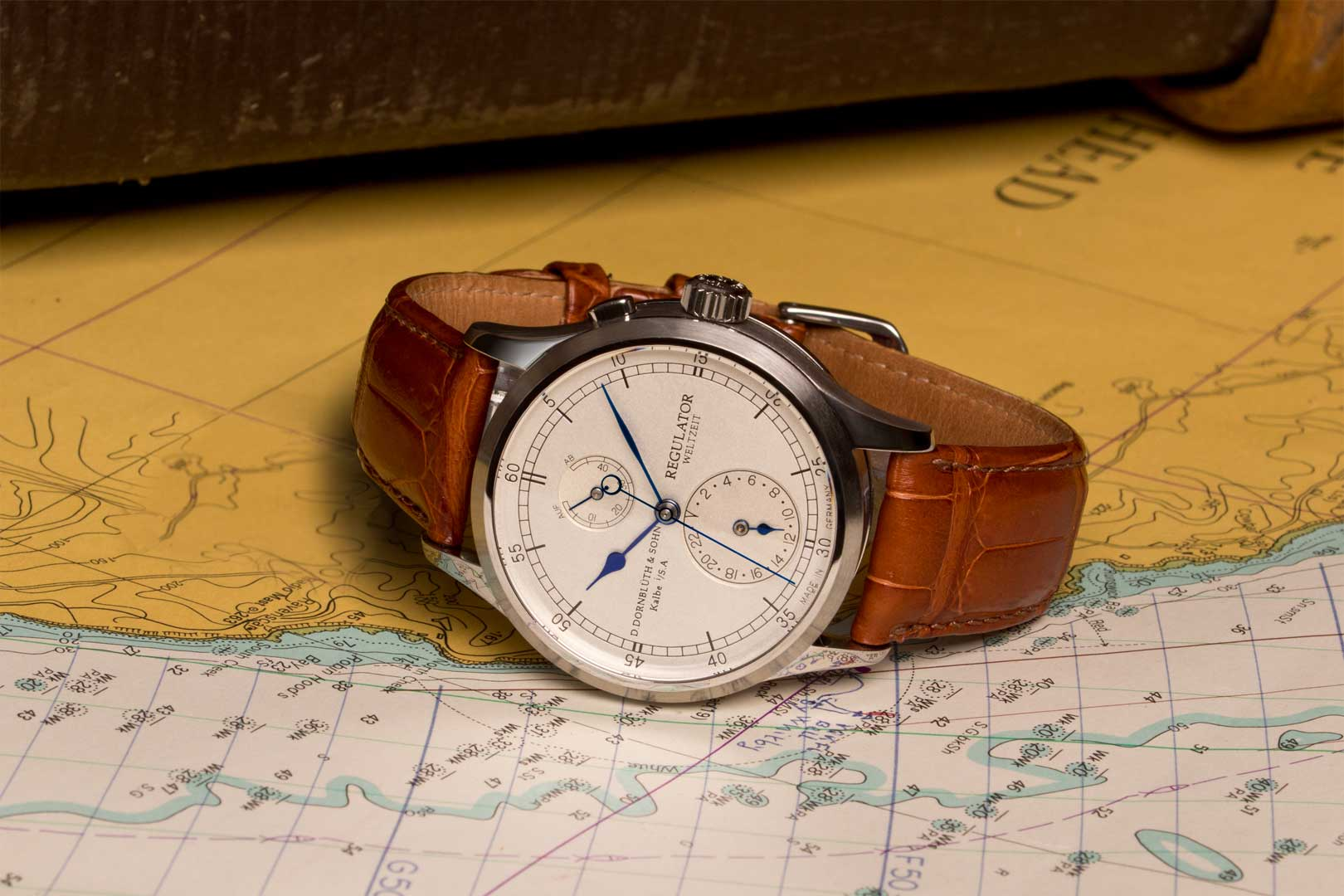 Dornbluth & Sohn - German watchmakers