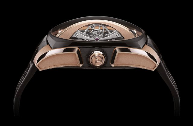 Cyrus Tourbillon watch