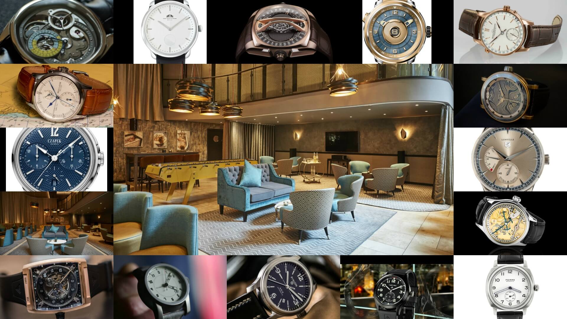 Watchmakers Club event