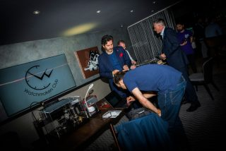 The Watchmakers Club watch collectors event in London