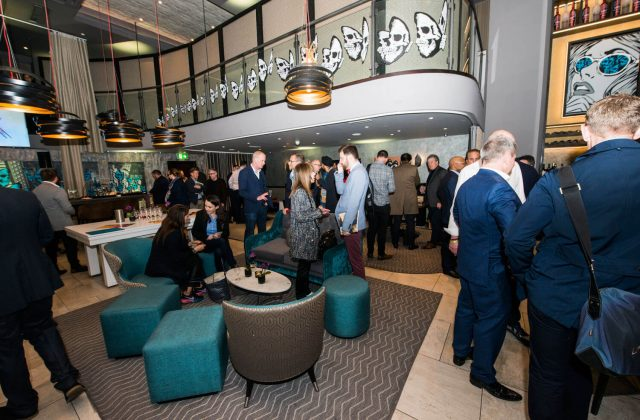 The Watchmakers Club watch collectors event