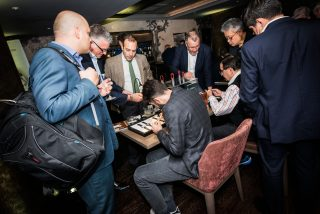 Watchmakers Club event in London