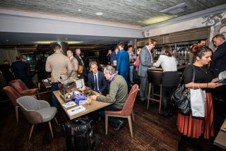 Watchmakers Club London watch event