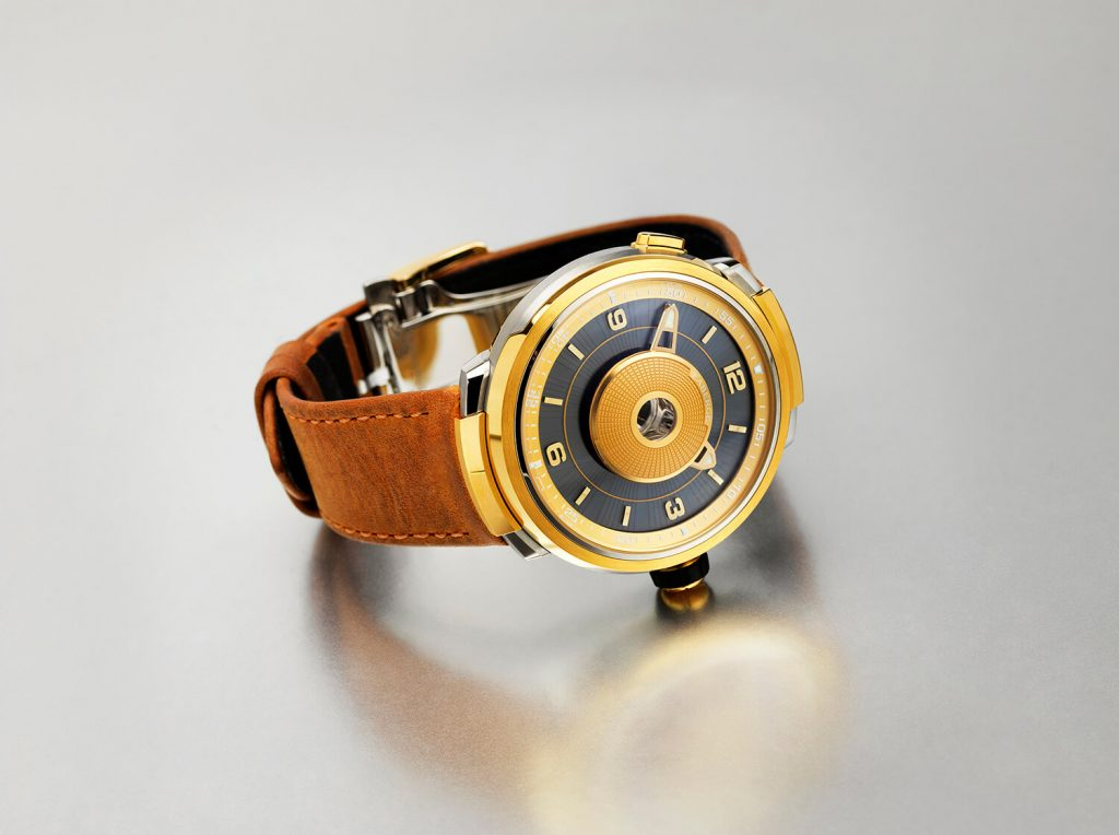 Faberge Visionnaire DTZ Gallivanter watch