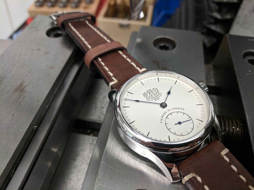 International watch seminar handmade watch