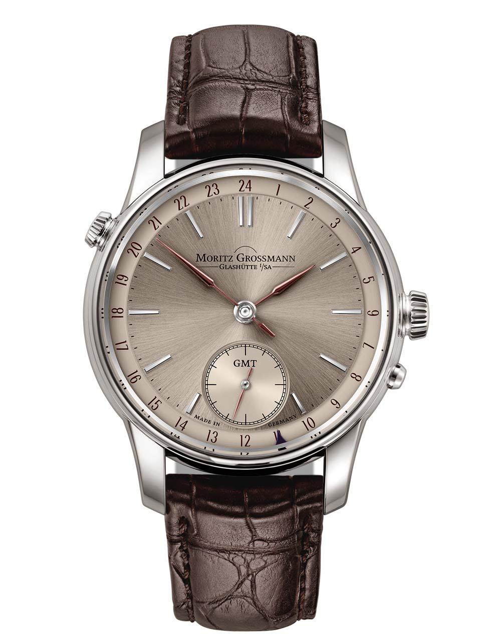 Moritz Grossmann GMT watch