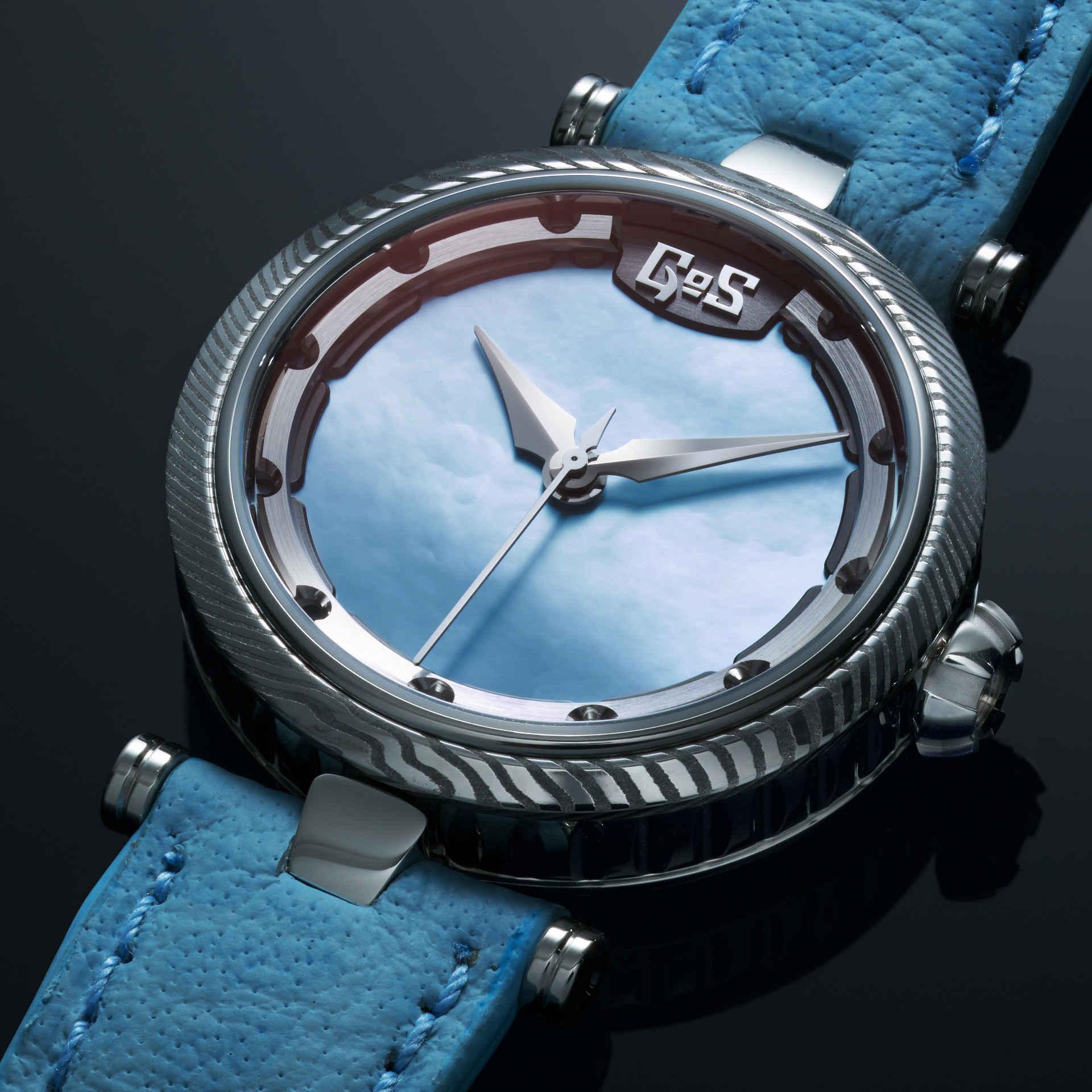 GoS watches Sarek Sunset watch