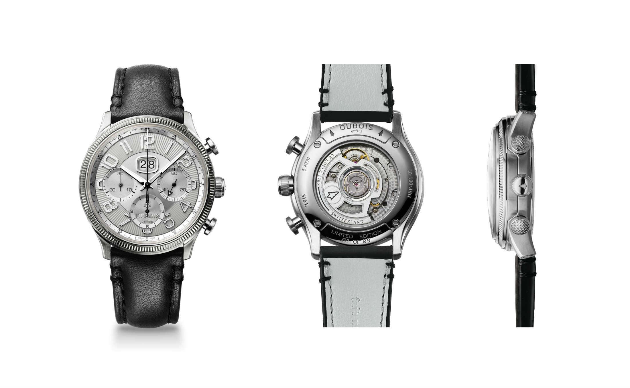 Dubois et Fils DBF001 watch