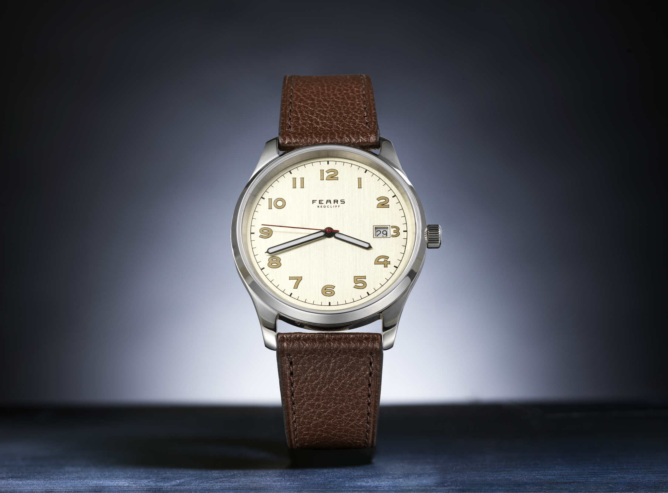 Fears Redcliff Streamline watch