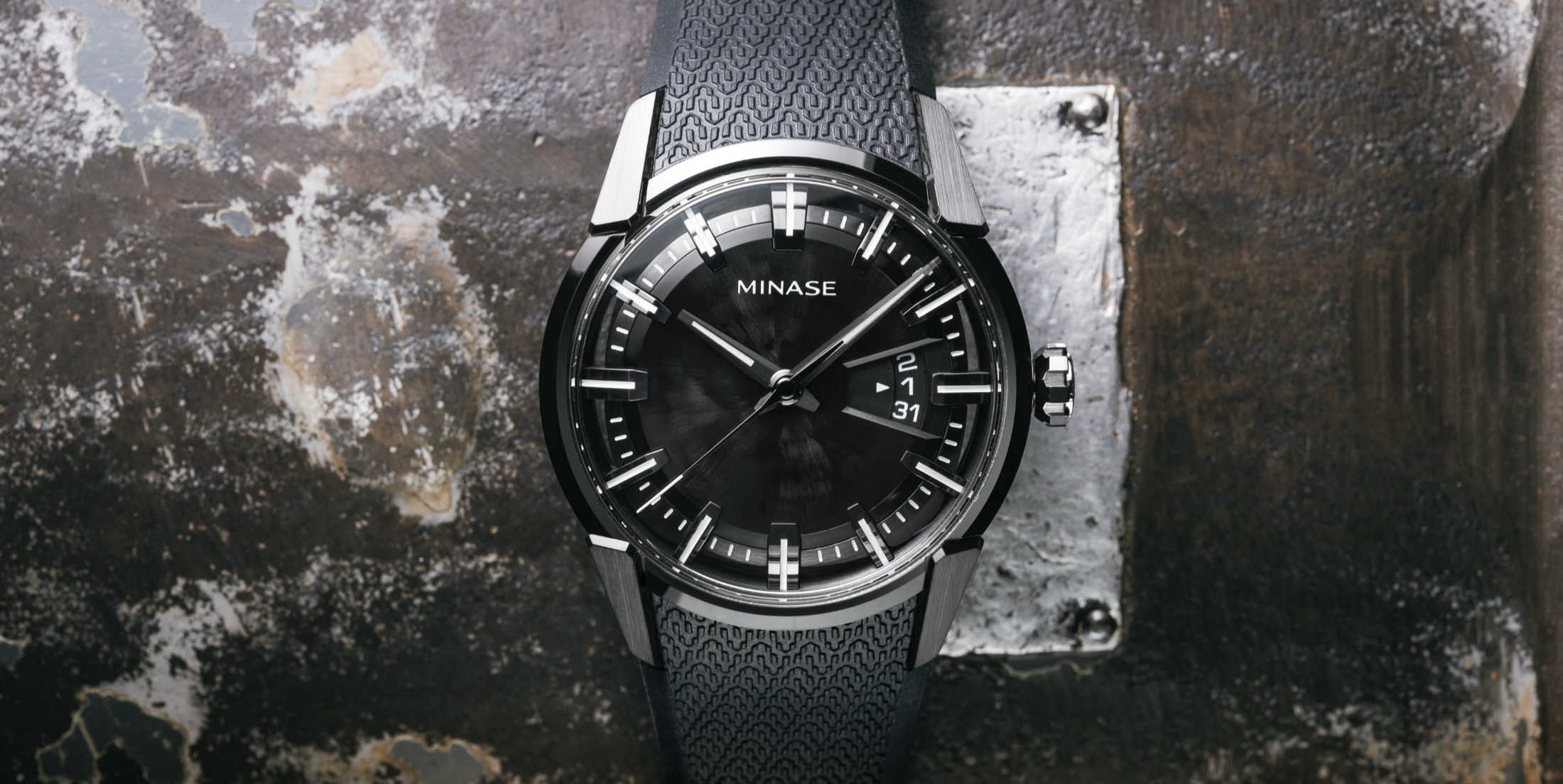 Minase Divido watch
