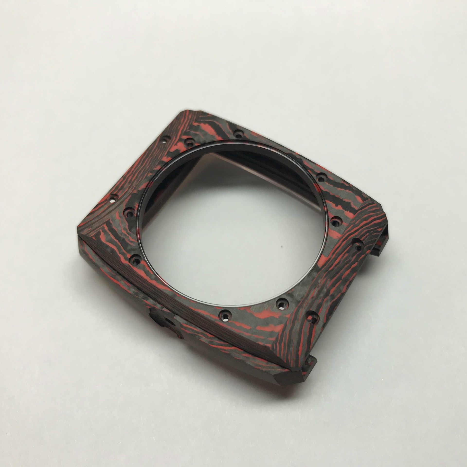 Vault Swiss carbon and ceramic watch case