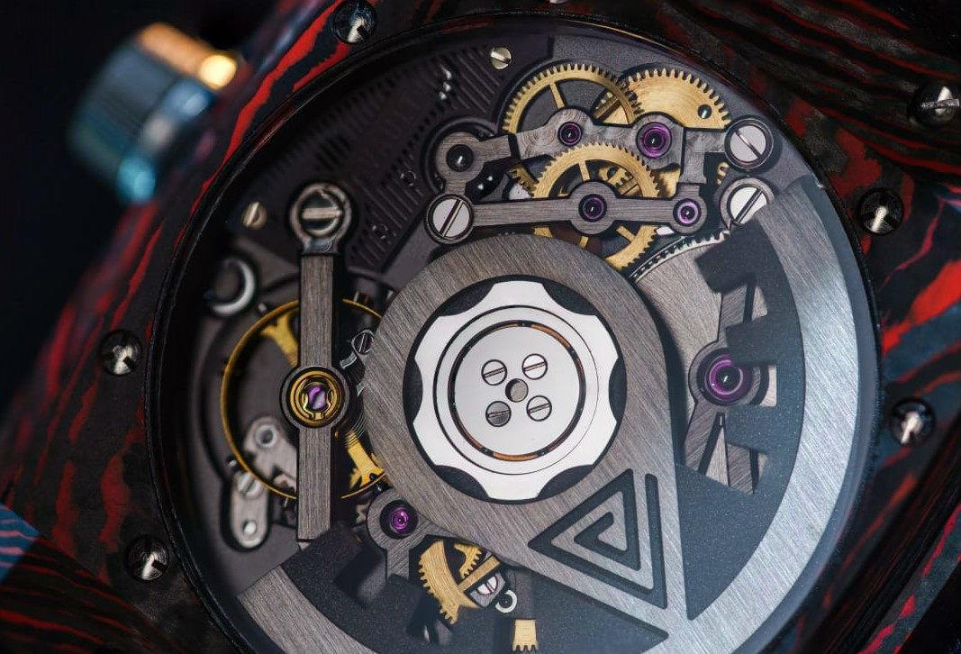 Vault Swiss in-house watch movement