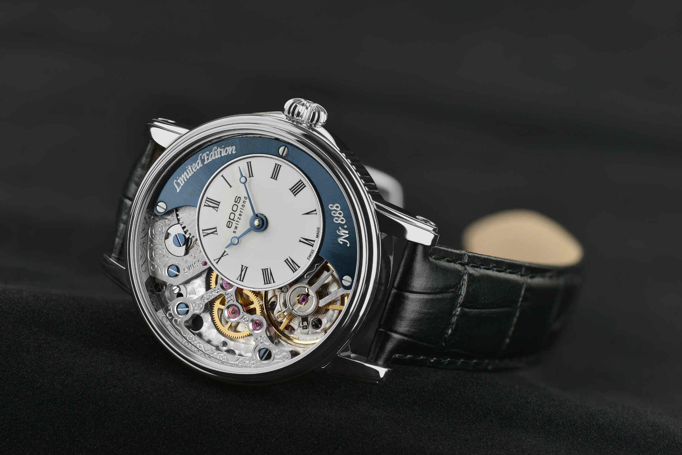 EPOS OEUVRE D'ART 3435 watch
