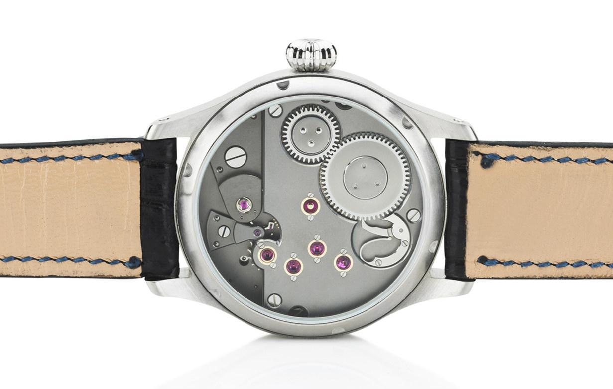 S3 British watch movement by Garrick
