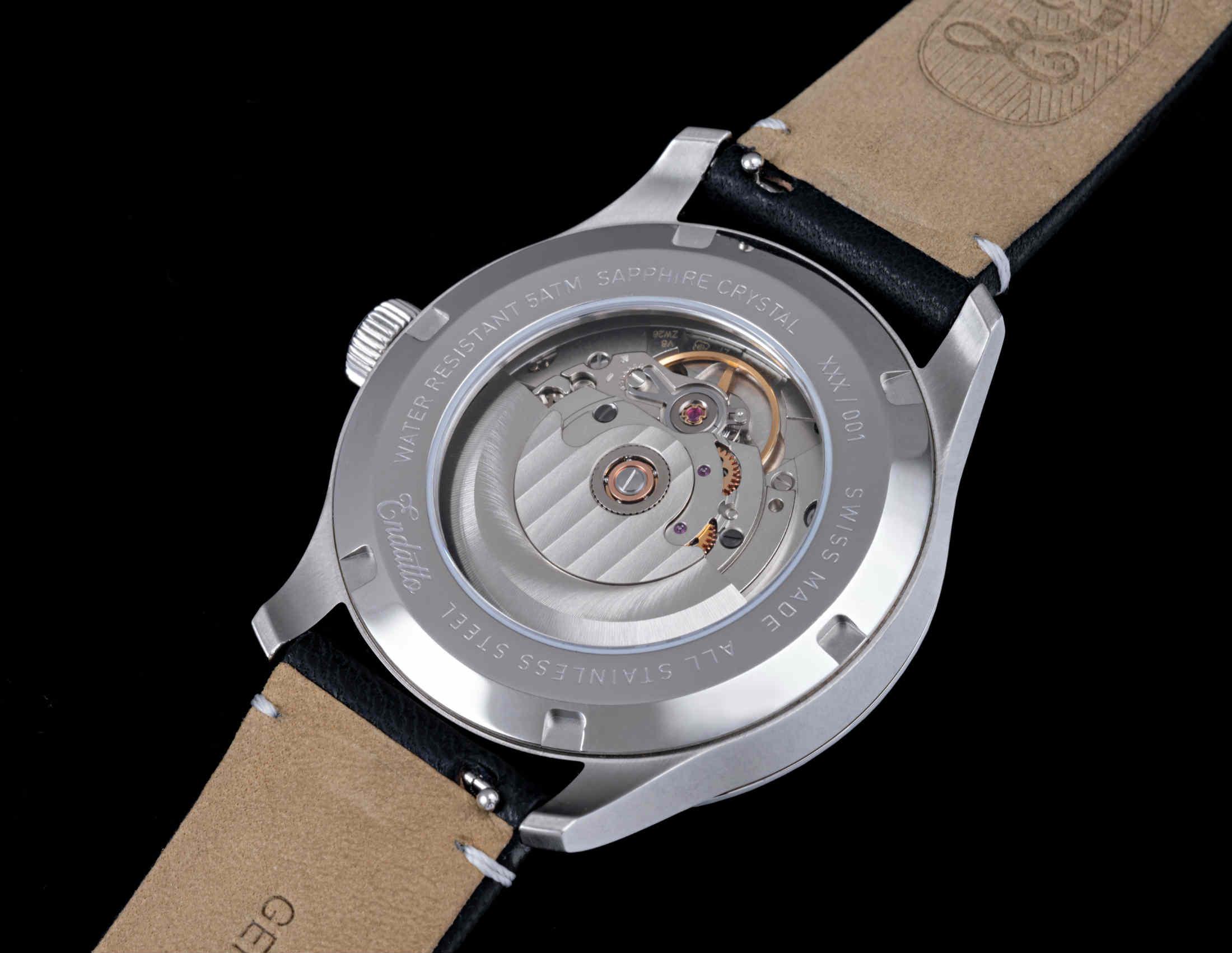 Endatto C2V wristwatch